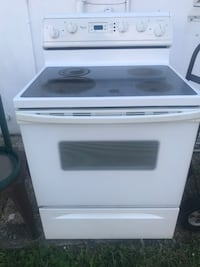 Stove Whirlpool Glass top all work, Timer does not work Boca Raton, 33431