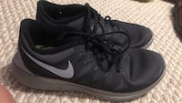 black nike shoes Thomasville, 27360