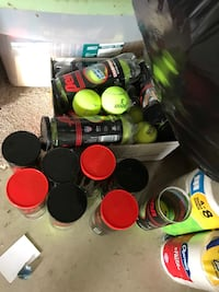 Used tennis balls all for five dollars Orchard Hills, 21742