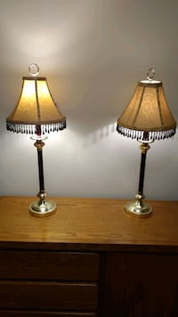 Pair of Table Lamps Damascus, 20872