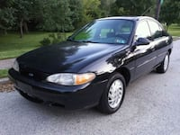 1998 FORD ESCORT SE 1 OWNER 5 SPEED   Philadelphia