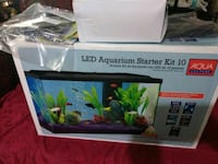 FISH TANK 10 GALL.  INCLUDED ALL KIT NEW!  North Las Vegas