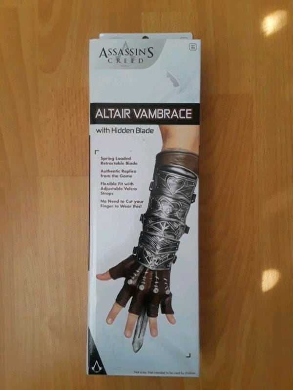 Sold Assassin S Creed Altair Vambrace With Hidden Blade In San