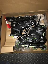 Like new men's rollerblades Silver Spring, 20904