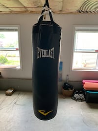 Everlast 100 lb. Nevatear Heavy Bag Kit