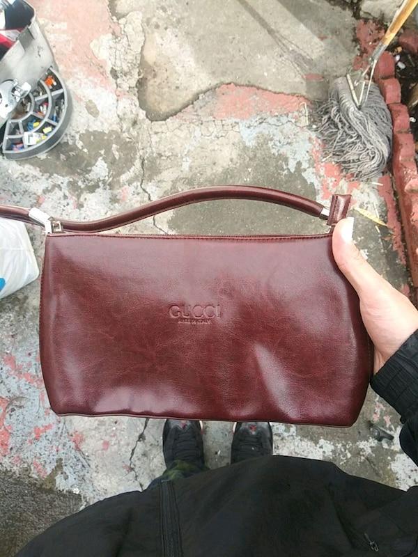 3fe1f39f08e women s brown leather Michael Kors sling bag. HomeFashion and Accessories San  Jose