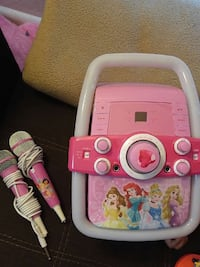 toddler's pink karaoke stereo Hickory, 28602