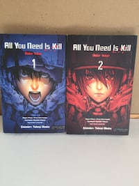 All you need is Kill manga  Konyaaltı, 07070
