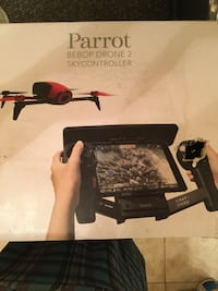 Parrot Bebop Drone 2 Skycontroller (store demo)-never used Caledon, L7E