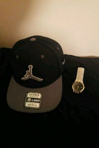 cap and watch 40$ Culver City, 90232