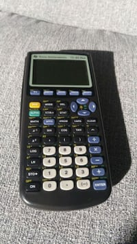 TI-83 Plus Texas Instrument Graphing Calculator Toronto, M2K 0E2