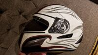 Motorbike Helmet and Jacket Combo! (Size L) Vaughan