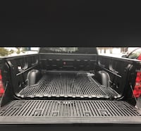 Truck Bed Liner, Step Rails, & Tri-Fold Truck Bed Cover