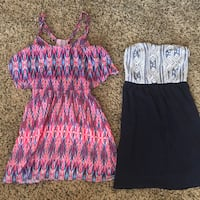 Aeropostale XS Dress & Xlihiration S Dress - 2 pc. lot - 83rd & K7, XP Lenexa, 66227