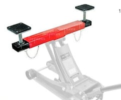 Set of 2 Cross Beam jacking supports