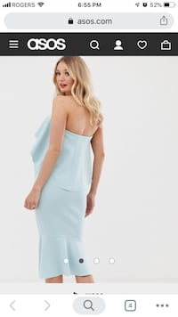 ASOS maternity dress  Oakville, L6H 0R1