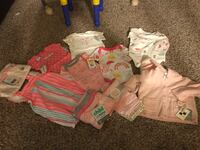Baby Girl Clothing All New with Tags  Oak Lawn, 60453