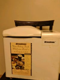 Bread maker never used Wellsville, 43968