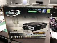 LCD projector TV with screen  Whitchurch-Stouffville, L4A 4Y3