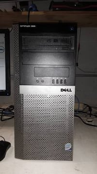 Dell Tower - Optiplex 960 (Core 2 Duo, 6GB RAM, 250GB HDD)