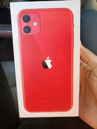 Brand New w box and accessories  iPhone 11 64gb  Att/cricket  Baltimore