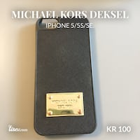 Michael Kors deksel til iPhone 5/5s/SE Elverum, 2406