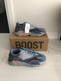 """Yeezy Boost 700 V1 """"Blue Carbon"""" deadstock (receipt available)"""