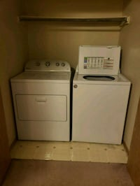 Washer and Dryer set Colorado Springs, 80907