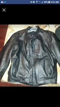 Leather riding jacket  Cochecton, 12726