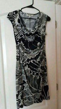 Evan Picone Size 8 Black and White dress Manassas, 20112