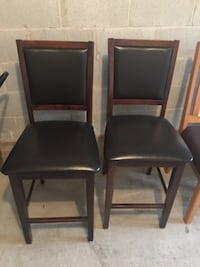 Bar Height Chairs  Burlington