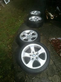 Negociable 17 in OEM BMW Rims Brentwood
