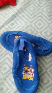 blue and yellow floral leather sandal Jacksonville, 32221