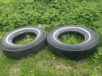 Assortment of Trailer Tires and Michelin/BF Goodrich Car Tires Urbandale