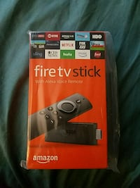Brand new in box Amazon Fire TV Stick with remote Tampa, 33616