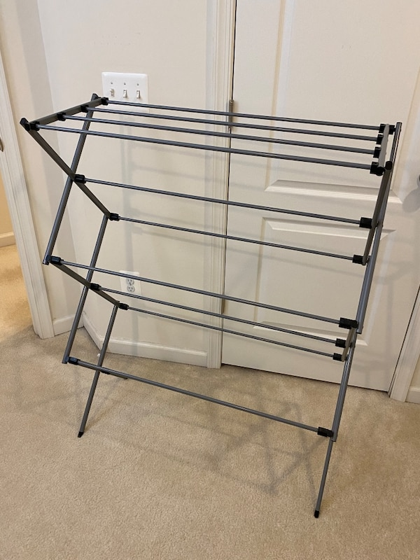Freestanding/Foldable Clothes Rack ac6cd909-a1a3-45f0-885a-ff093c2866bf