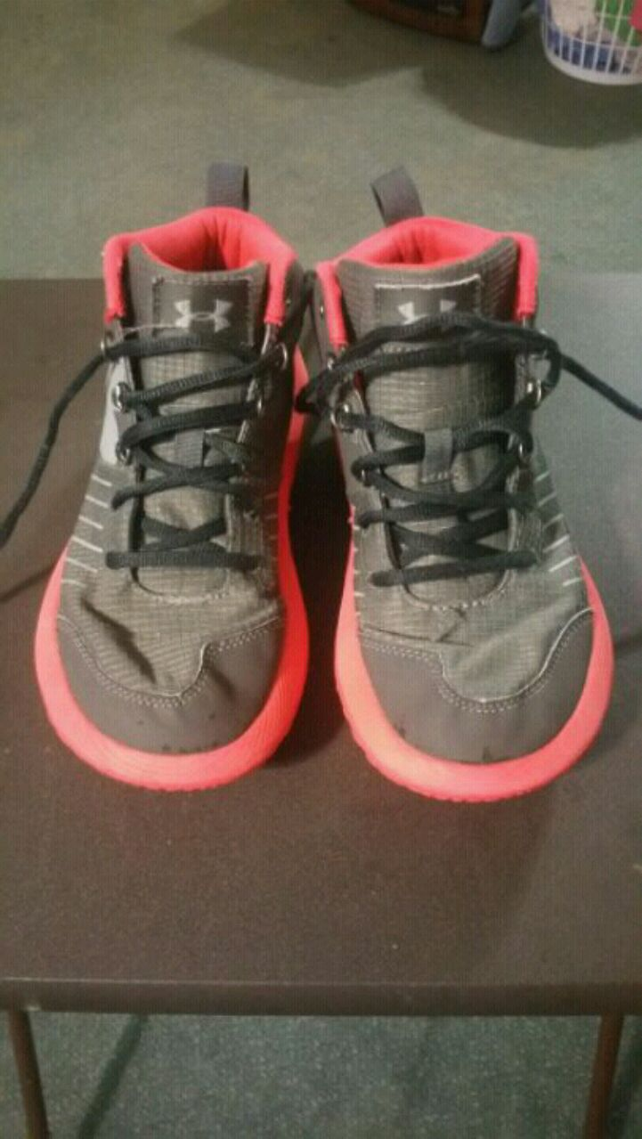 Photo UNDER ARMOUR FAT TIRE WILD GRIPPER SHOES