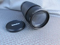 VINTAGE; Telesor Auto One Touch Zoom Lens, 80-200mm F4.5 for Canon FD Mount Cameras Margate