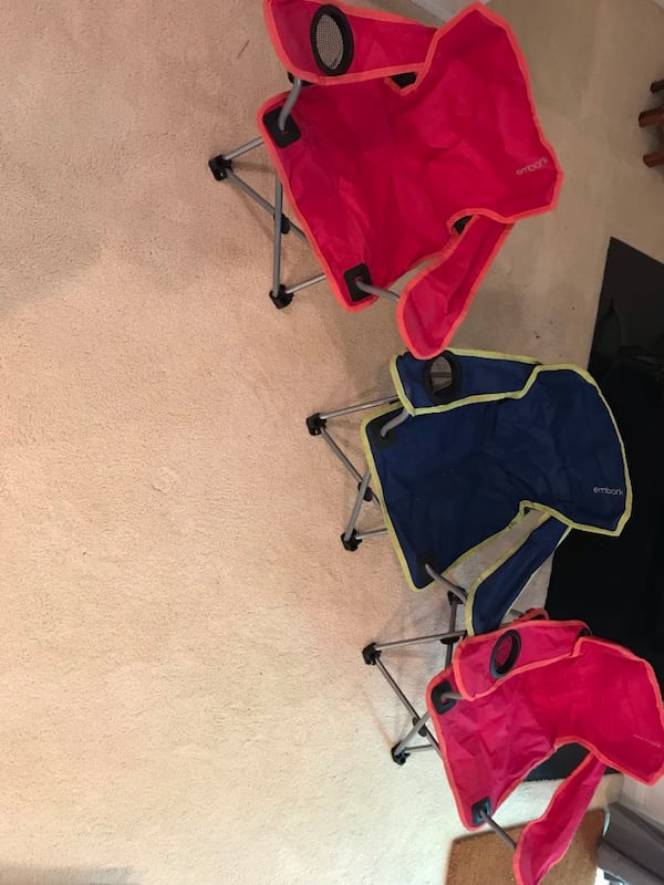 Kids folding chairs for outdoor recreation  c0604cca-cb6f-4e85-9570-aab7d8ea7158