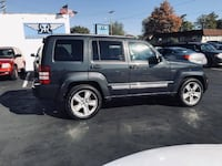 2011 GRAY SPORT Jeep Liberty 4 DOOR LOW MILES 4X4 AFFORDABLE! Livonia
