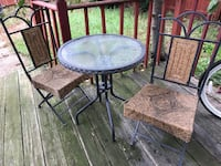 Patio table and chairs  Bound Brook, 08805