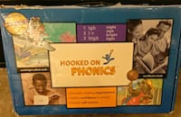 Hooked on Phonics Learn to Read Level 1-5 Audio Ca Woodstock, 22664