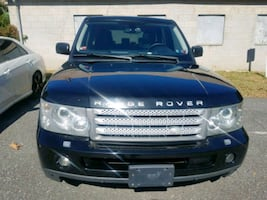 Is a 2006 Range Rover Sport supercharged