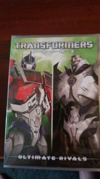 Transformers prime dvd Baltimore, 21205