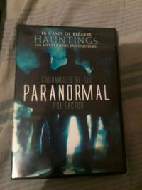 Chronicles of the Paranormal  South Bend, 46615