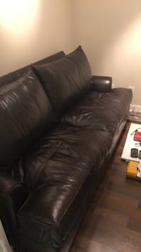 Ethan Allen pull out couch (designer) Toronto, M6K 3S1