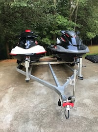 2008 Yamaha and 2007 Seadoo Ball Ground, 30107