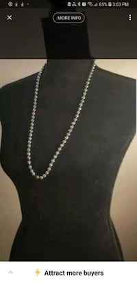 New Sterling Silver Bead Chain & Bracelet Burnaby