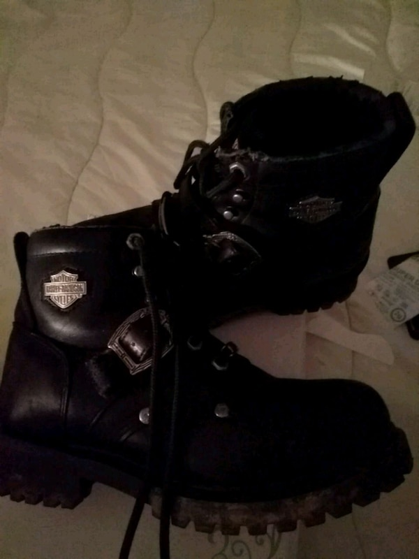 5d83d0268d00 Used Harley Davidson women s boots for sale in San Jose - letgo