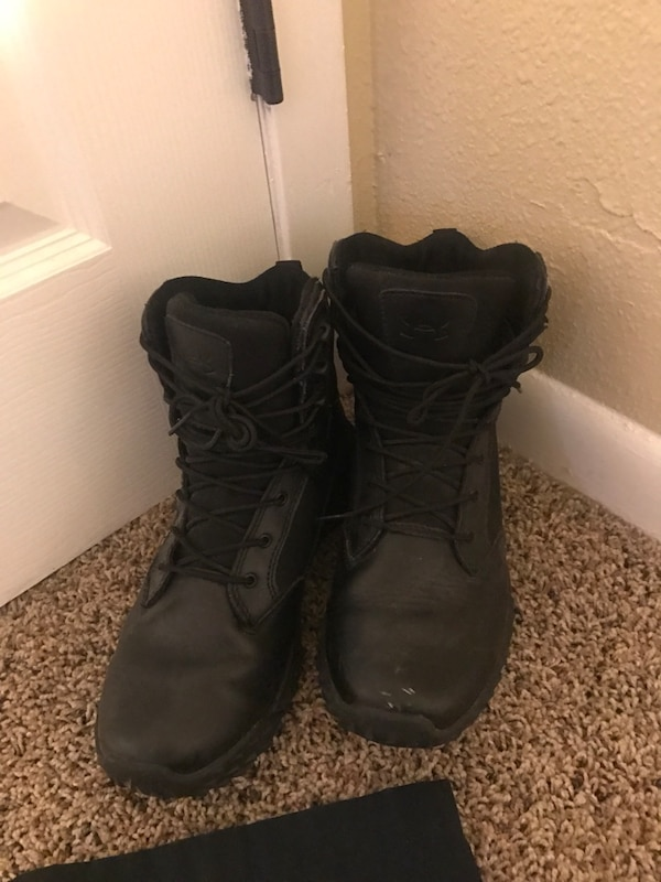 3f9faa10402 Men's Under Armour Tactical/EMS Boots